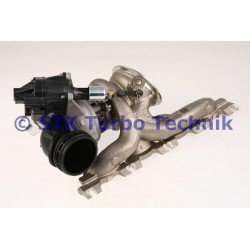 BMW 220 i (F46) 11658626636 Turbo - 49477-02224 - 49477-02205 - 11658626636 - 11657617527 - 8626636 - 7617527 Mitsubishi
