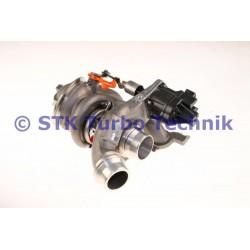 BMW 230 i (F22/F23) 11657637563 Turbo - 49477-02404 - 49477-02403 - 49477-02402 - 49477-02401 - 11657637563 - 11658631891 Mitsub