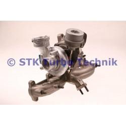 Volkswagen Beetle 1.9 TDI 038253016M Turbo - 5439 988 0021 - 5439 988 0010 - 038253016M BorgWarner
