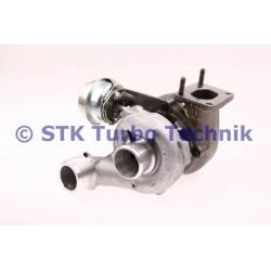 Alfa-Romeo GT 1.9 JTD 55188690 Turbo - 777251-5002S - 777251-9002S - 777251-5001S - 777251-0001 - 736168-0003 - 736168-0002 - 55