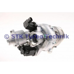 Volkswagen Golf VII 2.0 R 06K145874N Turbo - IS38 - 9VA04 - 06K145702J - 06K145702H - 06K145874N - 06K145874F - 06K145722T - 06K