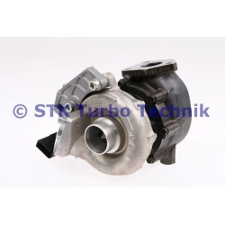 BMW 320 d (E90 / E91) 11657795499 Turbo - 49S35-05671 - 49135-05671 - 49135-05670 - 49135-05651 - 49135-05650 - 49135-05641 - 49