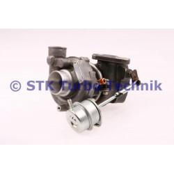 Volkswagen Parati 1.0 16V Turbo 036145701 Turbo - 756068-5001S - 756068-0001 - 708001-0001 - 036145701 Garrett