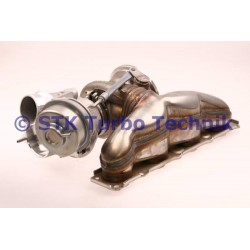 BMW 528 i (F10/F11) 11657635803 Turbo - 49477-02058 - 49477-02057 - 49477-02056 - 49477-02055 - 49477-02051 - 49U77-02016 - 4947