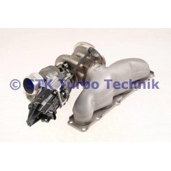 BMW 528 i (F10/F11) 11657642469 Turbo - 49U77-02072 - 49477-02072 - 49477-02071 - 49477-02070 - 49477-02022 - 49477-02021 - 4947