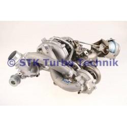 BMW 635 d (E63/E64) 11657802587 Turbo - 1000 988 0013 - 1000 970 0013 - 11657802587 - 11657802588 - Komplettes System BorgWarner
