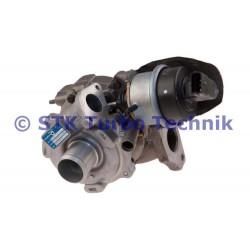 Chevrolet Aveo 1.3 D 55221160 Turbo - 5435 988 0027 - 5435 970 0027 - 55221160 - 55225439 - 55216672 - 860164 BorgWarner