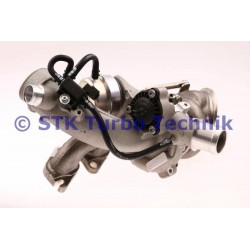 Chevrolet Trax 1.4 Turbo ECOTEC 860156 Turbo - 853215-5003S - 781504-5007W - 781504-5001S - 781504-5007S - 781504-5006S - 781504