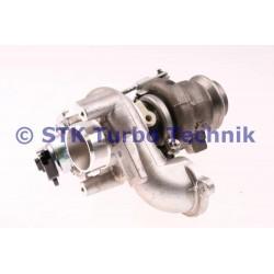 Citroen C 3 1.6 HDi 75 FAP 0375Q9 Turbo - 49373-02013 - 49373-02003 - 49373-02002 - 0375Q9 - 0375R0 Mitsubishi