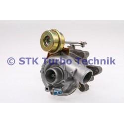 Citroen C 4 2.0 HDi 0375G5 Turbo - 5303 988 0057 - 5303 988 0056 - 0375G5 - 0375G6 BorgWarner
