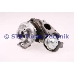 Citroen C 8 2.0 HDi 0375L5 Turbo - 764609-5003S - 764609-5001W - 764609-5001S  - 764609-0001 - 758021-0002 - 0375L5 - 0375L4 - 0