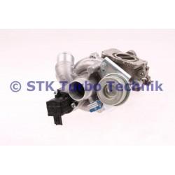 Citroen DS 3 1.6 THP 150 0375R9 Turbo - 5303 988 0425 - 5303 970 0425 - 5303 988 0121 - 5303 970 0121 - 5303 988 0120 - 5303 988