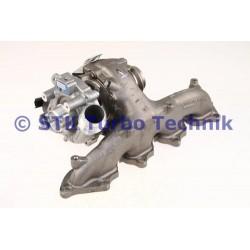 Citroen DS 4 2.0 BlueHDi 180 9807873180 Turbo - 5303 988 0394 - 5303 970 0394 - 5303 970 0265 - 9807873180 - 9804265280 BorgWarn