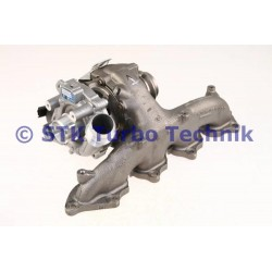 Citroen DS 4 2.0 BlueHDi 150 9807873180 Turbo - 5303 988 0394 - 5303 970 0394 - 5303 970 0265 - 9807873180 - 9804265280 BorgWarn