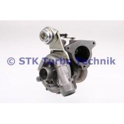 Citroen Jumpy 2.0 HDi 0375E7 Turbo - 706978-5001S - 706978-0001 - 0375E7 - 0375E6 Garrett