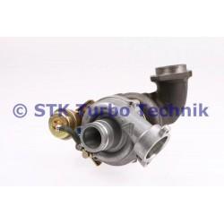 Citroen Xantia 1.9 SD 037590 Turbo - 5304 988 0011 - 5304 970 0011 - 037590 - 037591 BorgWarner