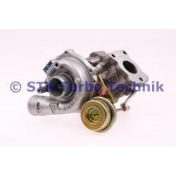 Citroen Xantia 2.0 HDI 0375G3 Turbo - 5303 988 0050 - 5303 988 0024 - 0375G3 - 0375G4 - 0375C9 - 0375F5 BorgWarner