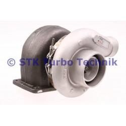 Cummins Diverse 3802303 Turbo - 3524034 - 3524035 - 3802303 - 3802126 Holset