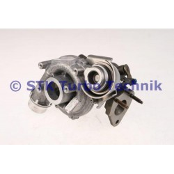 Dacia Duster 1.5 dCi 90 144119263RB Turbo - 801374-5004S - 801374-5003S - 801374-0004 - 801374-0003 - 144119263RB - 144117533RC