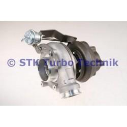 Deutz Industriemotor 04294738 Turbo - 1270 988 0017 - 1270 970 0017 - 04294738 BorgWarner