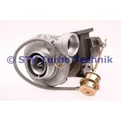 Deutz LKW 04296361 Turbo - 318807 - 318519 - 1272 970 0000 - 04296361 - 04259204KZ Schwitzer