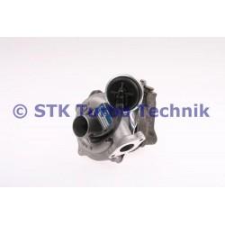 Fiat Doblo 1.3 JTD 73501343 Turbo - 5435 988 0005 - 5435 970 0005 - 73501343 - 71784113 BorgWarner