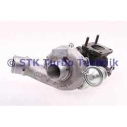 Fiat Doblo 1.9 JTD 55181245 Turbo - VL35 - VL25 - 55181245 - 71783881 - 55223446 - 55223928 IHI