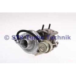 Fiat Marea 1.9 JTD 46480117 Turbo - 701796-5001S - 701796-0001 - 46480117 - 60814716 Garrett