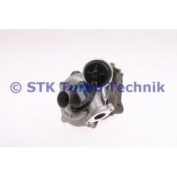 Fiat Panda 1.3 JTD 73501343 Turbo - 5435 988 0005 - 5435 970 0005 - 73501343 - 71784113 BorgWarner