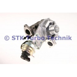 Fiat Punto III 1.6 JTD 55220701 Turbo - 803956-5003S - 784521-5001S - 784521-0001 - 55220701 Garrett