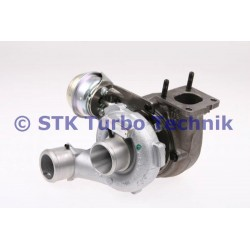 Fiat Stilo 1.9 JTD 55191596 Turbo - 712766-9003S - 712766-5003S - 712766-5002S - 712766-9002S - 712766-0001 - 55191596 - 4678607