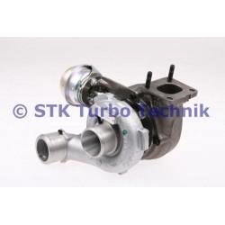Fiat Stilo 1.9 JTD 55191596 Turbo - 712766-5003S - 712766-9003S - 712766-5002S - 712766-9002S - 712766-0001 - 55191596 - 4678607