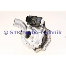 Audi A4 3.0 TDI (B8) 059145874T Turbo - 819968-5001S - 810822-5003S - 810822-5002S - 810822-5001S - 819968-0001 - 810822-0003 -