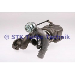 Ford Mondeo III 2.0 TDCi 1S7Q6K682AF Turbo - 802419-5002S - 708618-5011S - 708618-5009S - 708618-0007 - 708618-0006 - 708618-000