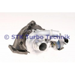 Ford Mondeo IV 2.0 TDCi 1866871 Turbo - 806498-5003S - 806498-5001S - 783583-5004S - 783583-5003S - 806498-0001 - 783583-0004 -