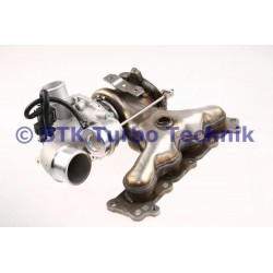 Ford Mondeo IV 2.0 SCTi 1766406 Turbo - 5303 998 0505 - 5303 970 0288 - 5303 970 0269 - 5303 970 0259 - 5303 970 0240 - 5303 970