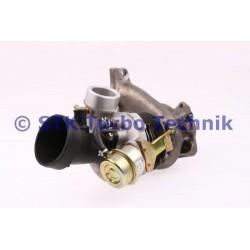 Ford Orion III 1,8 TD (GAL) 1110504 Turbo - 452014-0006 - 452014-0005 - 452014-0004 - 1110504 - 6800417 - 91FF6K682AC - 91FF6K68