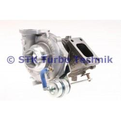 Hino Baumaschine 17201-E0520 Turbo - 787873-5001S - 787873-0001 - 17201-E0520 - 17201E0520 Garrett