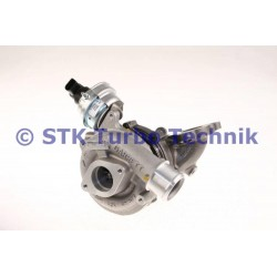 Honda Accord 2.2 i-DTEC 18900-RL0-G01 Turbo - 782217-5002S - 782217-5001S - 782217-0002 - 782217-0001 - 18900-RL0-G01 - 18900RL0