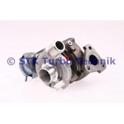 Honda Civic 1.7 CTDi 18900-PLZ-D00 Turbo - 721875-5005S - 721875-0005 - 721875-0001 - 18900-PLZ-D00 - 18900PLZD00 - 8972873794 -