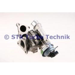 Honda Civic 1.6 i-DTEC 18900RZ0G021M2 Turbo - 820371-5002S - 820371-5001S - 820371-0002 - 820371-0001 - 18900RZ0G021M2 Garrett