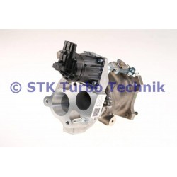 Honda Civic 1.5 VTEC 18900-5AA-A01  Turbo - 49373-07011 - 18900-5AA-A01  - 189005AAA01  Mitsubishi