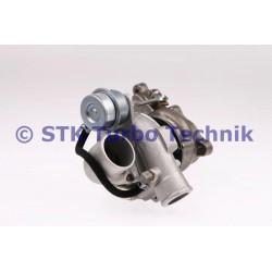 Hyundai Starex 28200-42600 Turbo - 715843-5001S - 715843-0001 - 28200-42600 - 2820042600 Garrett