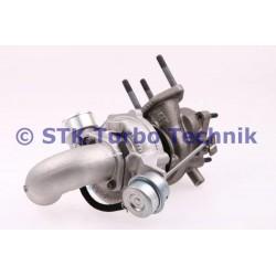 Hyundai Starex CRDI 28200-4A001 Turbo - 710060-5001S - 710060-0001 - 28200-4A001 - 282004A001 Garrett