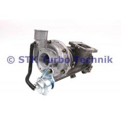 Hyundai Terracan 2.9 CRDi 28201-4X701 Turbo - KHF5-2B - RHF5-2B - 28201-4X701 - 28201-4X700 - 28201-4X710 - 282014X700 - 282014X