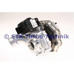 Audi A4 3.0 TDI (B8) 059145874J Turbo - 804986-5005S - 804986-5004S - 804986-5002S - 799672-5002S - 799672-5001S - 059145874J -