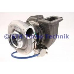 Iveco Trakker 340T44 AD 2998390 Turbo - 4033195 - 3794996 - 2998390 - 504252142 - 50425144 Holset