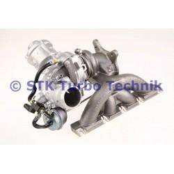 Audi A5 1.8 TFSI 06H145701L Turbo - 5303 988 0141 - 5303 970 0141 - 5303 988 0165 - 5303 970 0165 - 5303 988 0119 - 5303 970 011