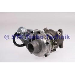 KIA Carnival I 2.9 TDI OK551-13700C Turbo - VR15 - VR12A - VA430036 - KHF5-1A - OK551-13700C - OK059A-13700 - 28200-4X300 - OK55