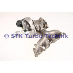 KIA Sportage 1.6 GDI 28231-2B760 Turbo - 1639 988 0016 - 1639 998 0016 - 1639 970 0016 - 28231-2B760 - 282312B760 BorgWarner